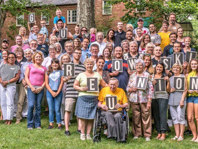 Gutowski Family Reunion 2016